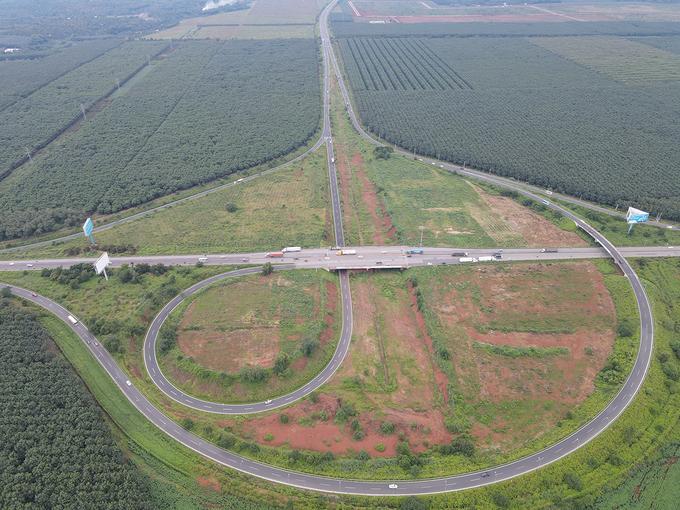 6.800 tỷ đồng mở nhiều đường kết nối sân bay Long Thành