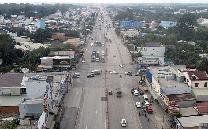 Đề xuất xây 10 nút giao trên đường nối Đồng Nai - Vũng Tàu