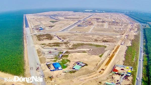 Dự án sân bay Long Thành đã được giải ngân hơn 7.800 tỷ đồng
