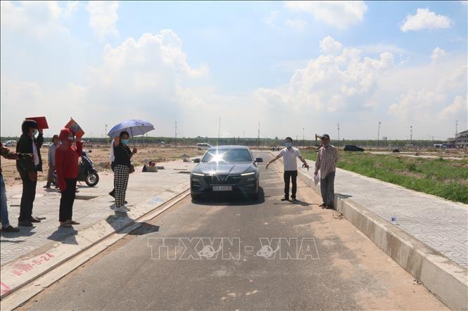 Giải ngân hơn 3.300 tỷ  đồng thực hiện dự án sân bay Long Thành